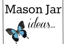 DIY:  Mason Jars