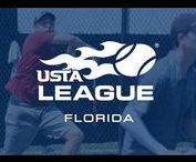 USTA Florida Leagues / USTA Leagues are the country's largest recreational tennis league, helping more than 800,000 participants nationwide get on the court, have a good time, and step up their game.   Teams and matches are set up according to NTRP ratings, so your teammates and opponents will be at your skill level.  The competition is exciting, the atmosphere is social, and since players compete on teams, you have a built-in cheering section.   Visit www.USTAFlorida.com/Leagues for more information.