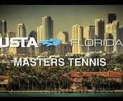 Masters Tennis / USTA Florida is introducing and piloting some 55+ recreational tennis play opportunities in a new initiative we are labeling Masters Tennis, featuring low-compression balls and smaller court sizes.
