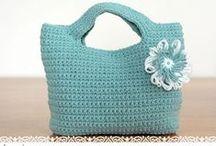 Crochet:  Bags