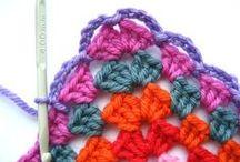Crochet:  Edging