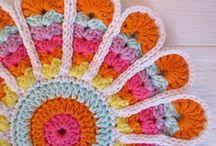 Crochet: Potholder