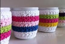 Crochet: Mug Cozy