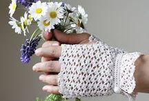 Crochet:  Gloves