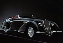 Classic Automobiles (mostly streamline) / favorite images of auto's. / by Eric Vose