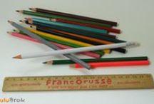 A l'école / Les accessoires et autres objets nostalgiques ... Découvrez notre site www.MULUBROK.fr et suivez-nous sur Facebook !