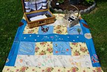 Quilting / Quilts and quilting tutorials, to inspire me to keep quilting