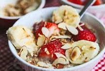 Healthy Breakfasts / Starting your day with a healthy breakfast is key to starting a great day.
