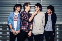 5SOS / Luke, Ashton, Calum, Michael / by Ally Luce