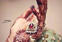 Bridal Mehandi Designs / Get the best bridal mehandi artist for the bride and her family.   Find more info - http://tbgbridalstore.com/services/bridal-mehandi-artist/