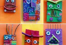 Kreative skoleideer