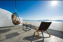 Sophia Luxury Suites - Santorini / A brand new gem is forged from the fire and the stones on the top of the cliffs of Santorini. Sophia Luxury Suites is the place where style, opulence, and perfection meet a world of beauty and tradition.