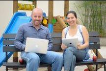 Kike y MaLú / blog.kikeymalu.com - Pareja de Emprendedores on-line. Pregúntate si lo que estás haciendo HOY te acerca al lugar en el que quieres estar MAÑANA. Walt Disney. Conoce aquí como iniciar KikeyMalu.com