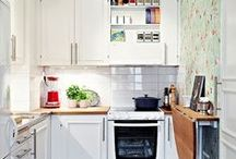 Kitchen / Kitchen Ideas and inspirations.