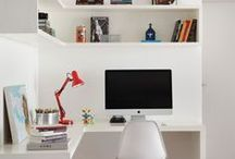 Home Office / Home Office  Ideas and inspirations.
