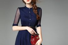 Style & Dresses / Dresses mostly. Styles and colour palettes  that I like