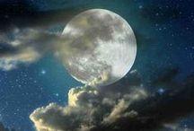 Celestial: skies, stars, clouds, galaxies, etc