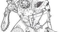 Warhammer 40k - sketchs