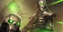 Warhammer 40k - Necrons