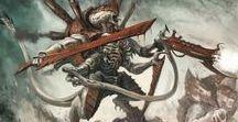 Warhammer 40k - Tyranids