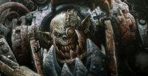 Warhammer 40k - Orks