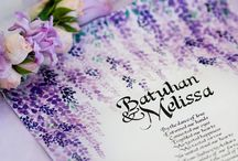 Wedding: Invitations / Ideas and pretty inspiration for our wedding invitations.