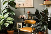 desks & corner spaces