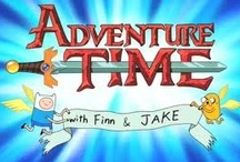 Adventure time  / Cartoon and adventure, excitment and fun all in adventure time! / by Emily Frasca