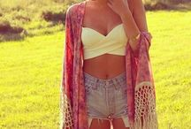 Summer/Spring Fashion☀️ / by Destiny Rogers