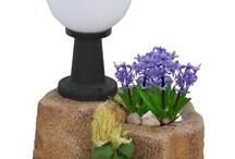 Lampade da giardino e illuminazione