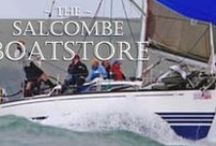 Salcombe - Devon (UK) / A to Z of Businesses in Salcombe. Explore our boards to find Products, Services, Places to Stay, Eating Out, Activities and Places to Visit in this area of the South Hams, South Devon (UK)