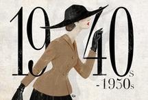 << 1940's - 1950's ❤