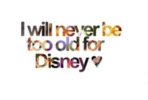 Never too old for Disney...!