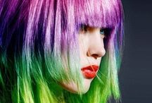 Colors and hair