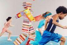 kinderboekenweek 2013 / thema: Klaar voor de start 2013!