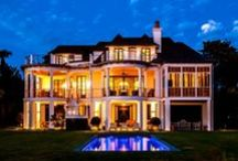 Charleston Harbor Estate / Photos by Meredith Brower Photography