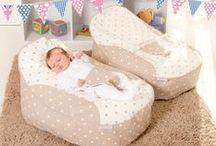 Baby Nurseries / Beautiful nursery decor ideas for newborns.