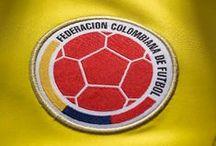 seleccion colombia / jugadores mas representativos, camisetas, alineaciones, gif con jugadas y goles memorables, hinchada, paulina vega, un homenaje al equipo de todos... como te adoro mi seleccion
