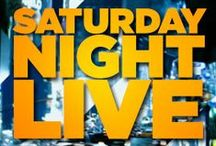 Saturday Night Live / Live from New York It's Saturday Night!  / by Taylor Wylie