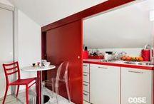 Pequenos Espaços / decoração e soluções para viver bem em pequenos espaços