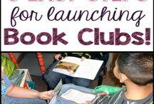 Book Clubs  Grades 3 -6
