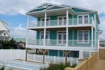 Holden Beach Rentals / We offer over 200 Holden Beach vacation rentals for those looking to plan the perfect Holden Beach getaway.  Take a peek at some of our houses below!