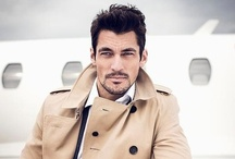 The best of David Gandy / My favorite pictures of British male topmodel David Gandy