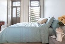 Bedding / Absolute comfort, natural fibres and quality finishings…