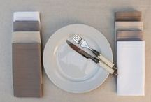 Table linen / Soft touch, long-lasting and easy care…