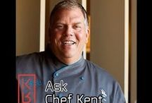 Ask Chef Kent / HEY BIG DADDY, Which is better--mesquite or hickory? To brine or not to brine? Roast or braise? What should I serve at the company holiday party? Now's your chance to ask Chef Kent anything and everything you've ever wanted to know about food, cooking techniques, and catering. You ask the questions and we'll video Chef Kent's answer and post them on this board.