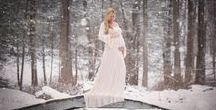 Maternity Dreams with Kobieta Clothing Company Photography Gowns / Stunning Maternity Photographs in gowns designed and hand sewn by Kobieta Clothing Company. Ethical handmade fashion, completed one at a time, with eco-friendly fabrics in Colorado USA.