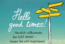 JUST AWAY - Das Reiseportal / Travel by Inspiration.