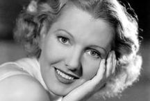 Movies - Actress - Jean Arthur / by Roger Webb
