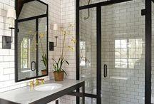 Bathroom, etc. / by A W